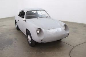 1958 Fiat Abarth 750 Double Bubble Zagato