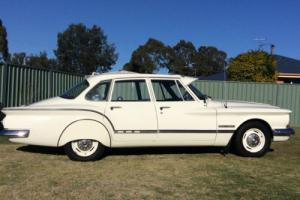 1962 SV1 Chrysler Valiant TOP Condition White Blue Trim Daily Driver Cruiser