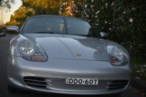 Porsche Boxter 2004 in NSW