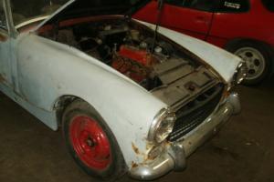 1969 Austin Healey Sprite AH Sprite Roadster