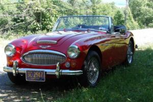 1967 Austin Healey 3000 BJ8, FULL RESTORATION