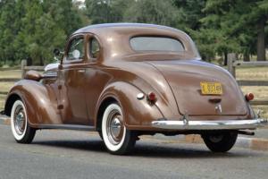 1937 Dodge D7  : Business Coupe : Photo