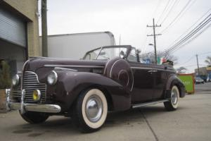 1940 Buick Other Special Convertible Sedan 41C Photo