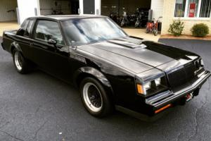 1987 Buick Grand National GNX Photo