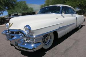 1953 Cadillac DeVille Coupe DeVille