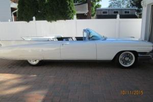 1960 Cadillac Eldorado 2 door