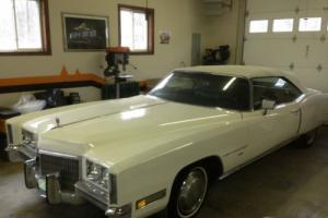 1971 Cadillac Eldorado Eldorado