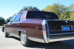 1987 Cadillac Brougham Photo
