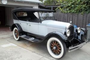 1924 Chrysler B 70