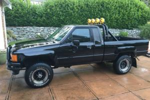 1985 Toyota Tacoma SR5 Photo