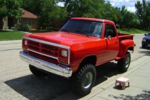 1989 Dodge Ram 2500