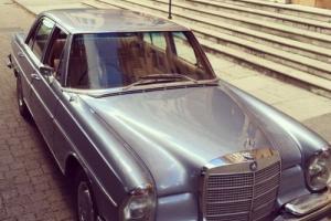 Mercedes Benz 280 S Classic Car 1970