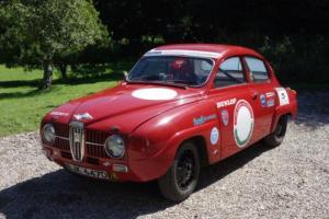 1965 Saab 96 Sport race car Photo