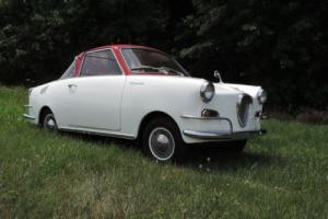 1965 Other Makes Goggomobil TS250 Coupe Goggomobil TS250 Coupe