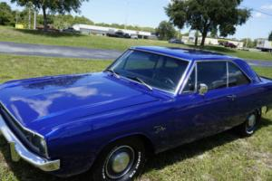 1972 Dodge Dart Swinger Photo