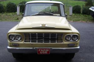 1962 International Harvester Other Truck, 1 ton