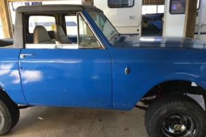 1974 International Harvester Scout II Photo