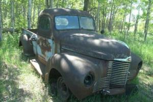 1947 International Harvester KB1