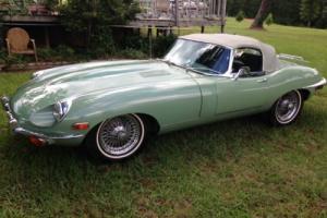 1969 Jaguar E-Type XKE Photo