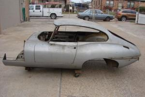 1970 Jaguar E-Type Series 2 Coupe Project needs restoration