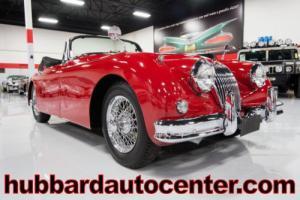 1959 Jaguar XK XK150S Drop Head Coupe