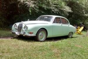1966 Jaguar 3.4 s RIGHT STEERING W 69 MUSTANG 302 Photo