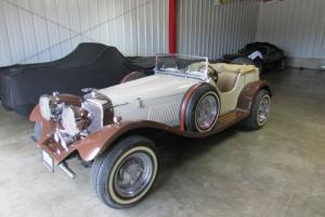 1936 Jaguar S-Type ss100 Photo