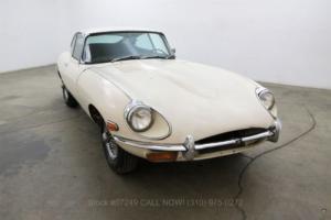 1969 Jaguar XK Fixed Head Coupe