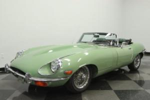 1970 Jaguar XKE Roadster Photo