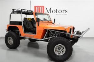 1964 Jeep CJ Rock Crawler