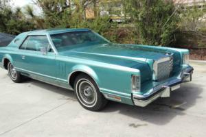 1979 Lincoln Mark Series