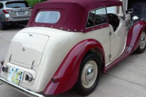 1949 MG T-Series Photo