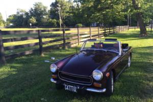 1974 MG Midget Midget Photo