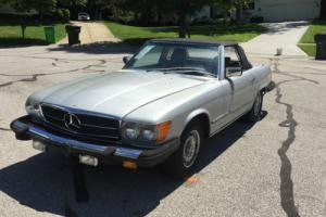 1982 Mercedes-Benz SL-Class Photo