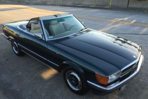 1973 Mercedes-Benz SL-Class Well preserved, gorgeous and RUST-FREE Roadster.