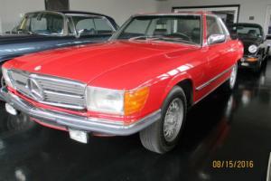 1983 Mercedes-Benz 200-Series 280SL