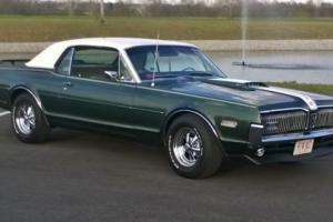 1968 Mercury Cougar standard Photo