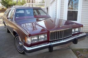 1986 Mercury Grand Marquis LX Photo