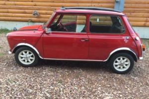 1980 Mini Classic Mini