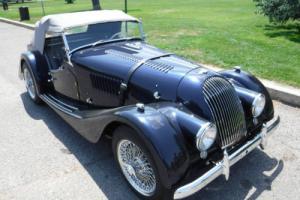 1954 Morgan Plus Four Transition