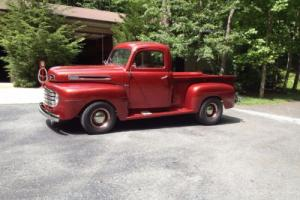 1950 Ford Other Pickups Streetrod Photo