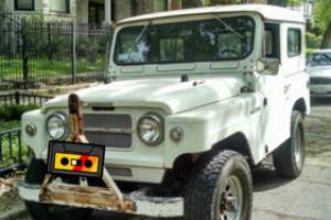 1967 Nissan G60 Patrol g60