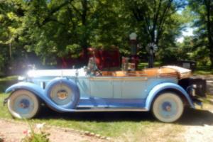 1928 Packard 443 Phaeton