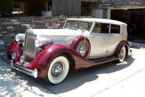 1935 Packard Convertible
