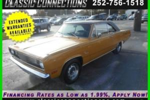 1971 Plymouth Scamp DELUXE