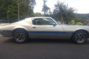 1972 Pontiac Firebird
