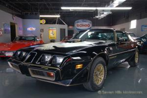 1979 Pontiac Trans Am #'s Match