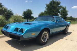1979 Pontiac Firebird WS6