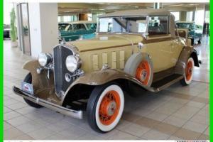 1932 Pontiac 302