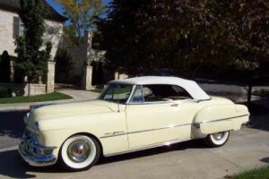 1950 Pontiac Catalina Silver Streak Convertible